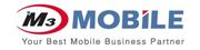 m3 mobile logo